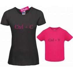 T-shirt Colorata Mamma...