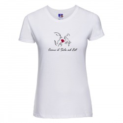 T-Shirt Donna con stampa...