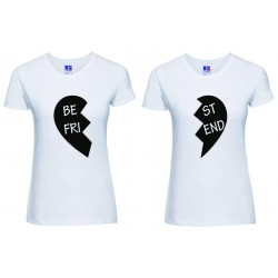 Coppia maglietta Best...
