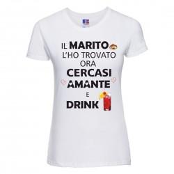 T-Shirt il marito l'ho...