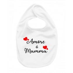 Bavaglino Amore di Mamma