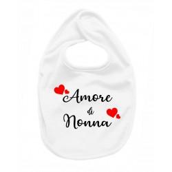 Bavaglino Amore di Nonna