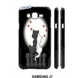 Cover rigida per Samsung J7