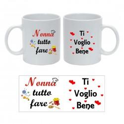 Tazza Personalizzata Nonna...