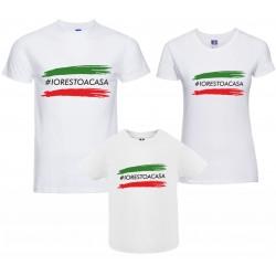 Tris T-shirt papà mamma...