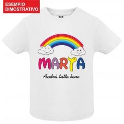 T-shirt Maglietta bambina...