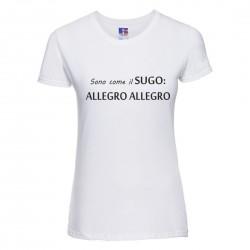 T-shirt Donna Detti...