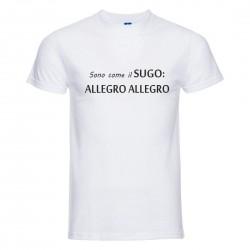 Maglietta Uomo sono come il...