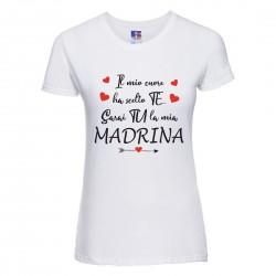 Maglietta T-shirt Donna...