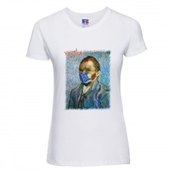 T-shirt donna Van Gogh con...