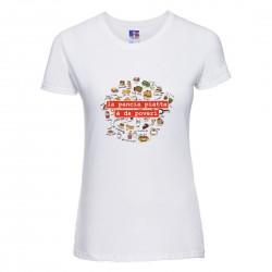 Maglietta donna Food la...