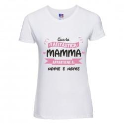 Maglietta donna questa...