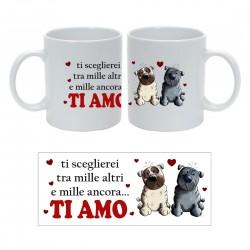 Tazza Bianca con Stampa Ti...