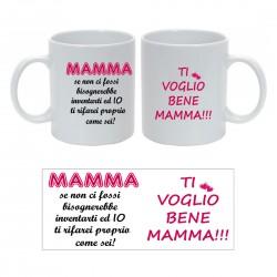 Tazza con Stampa Mamma...