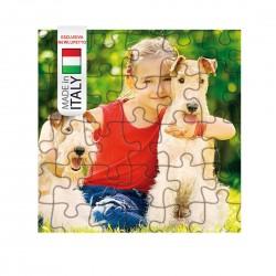 Puzzle Quadrato...