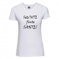 T-shirt Maglia Donna...